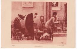 Humour -  RECUEILLEMENT -  A. Guillaume - Peintures & Tableaux