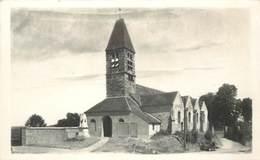 SAINT REMY L'HONORE - L'église. - Altri Comuni