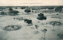 Soudan,Cpa Bergerie D'El-Oualhadji - Sudan