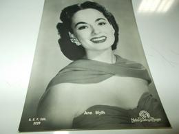 B726  Ann Blyth Non Viaggiata - Schauspieler
