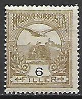 HONGRIE   -   1913 .   Y&T N° 93 ** - Nuevos