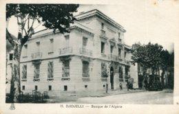 ALGERIA -  Djidjelli - Banque De L'Algerie - Algérie
