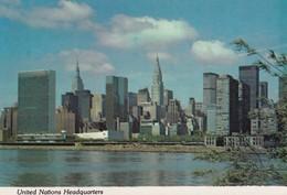 Postcard United Nations Headquarters New York My Ref  B23644 - New York City