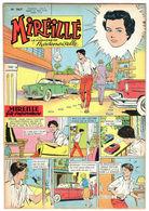 Mireille Le Magazine De Mademoiselle N°267 - Le 18-03-1959 édition Del-duca - Magazines Et Périodiques