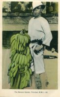 TRINIDAD - The Banana Vender Trinida British West Indies - Excellent Ethnic Etc - Amerika