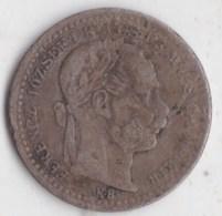 PIECE DE JOZSEF FERENCZ 1874 - Hungría