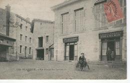 PLANFOY La Place Du Lavoir -1906- Bon état - Sonstige Gemeinden