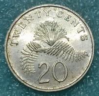 Singapore 20 Cents, 2006 -1449 - Singapur