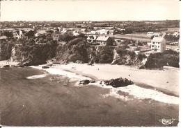 ST-MARC-sur-MER (44) Vue Aérienne - Plage De La Courance En 1960  CPSM GF - Autres Communes