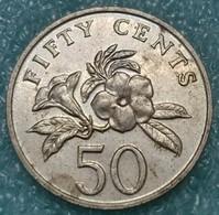 Singapore 50 Cents, 2009 -4031 - Singapur