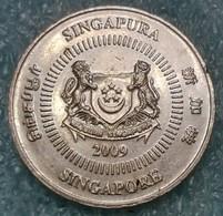 Singapore 50 Cents, 2009 -4076 - Singapur