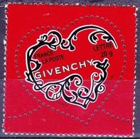 France Timbre Coeur De Givenchy N° 3996 Année 2007 Neuf** - Neufs