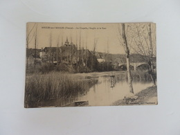 Angles-sur-l'Anglin, La Chapelle, L'Anglin Et Le Pont. - Altri Comuni