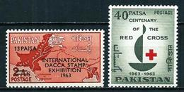 Pakistán Nº 176-177 Nuevo - Pakistán