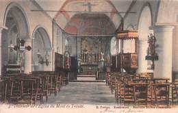 Intérieur De L'église Du Mont De La Trinité - Tournai