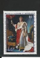 CALEDONIE - POSTE AERIENNE - YVERT N° 108 ** - COTE = 21 EUROS - NAPOLEON - Airmail