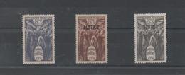 """France : Série """" Journée Du Timbre """" France , Algérie , Tunisie Timbres Neuf ** Année 1951 - Unused Stamps"""