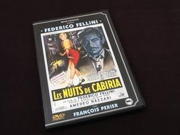 DVD Les Nuits De Cabiria  Fréderico  Fellini Avec François Perrier (2005) - DVDs