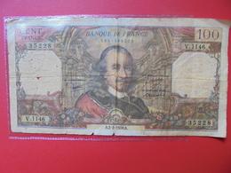 FRANCE 100 FRANCS 1978 TRES CIRCULER ! - 1962-1997 ''Francs''