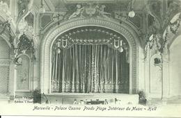 MARSEILLE - Palace Casino Prado Plage - Intérieur Du Music-Hall - Marseilles