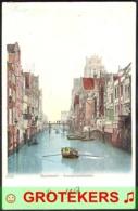 DORDRECHT Voorstraatshaven 1906 Grootrondstempel DUBBELDAM - Dordrecht