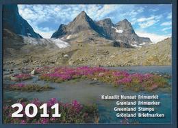 GROENLAND - Année Complète 2011  ** - Greenland