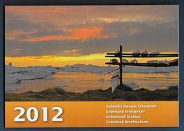 GROENLAND - Année Complète 2012  ** - Greenland