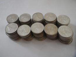 5 Francs Semeuse Argent (100 Piéces) - France