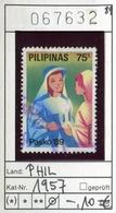 Philippinen - Pilipinas - Michel 1957 - Oo Oblit. Used Gebruikt - Philippinen