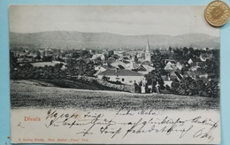 Divaca, Slowenien, Gesamt, K&K, Triest, 1901 - Eslovenia