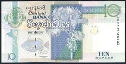 Seychelles - 10 Rupees / Roupi 2013 - P42 - Seychelles