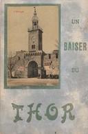 CPA 84  LE THOR UN BAISER    L'HORLOGE - Francia