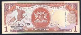 Trinidad & Tobago - 1 Dollar 2006 - P46 - Trinidad & Tobago