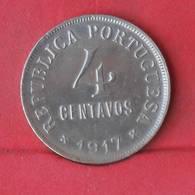 PORTUGAL 4 CENTAVOS 1917 -    KM# 566 - (Nº28941) - Portugal