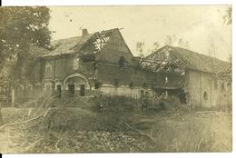 62 - BUCQUOY / CARTE PHOTO ALLEMANDE - Autres Communes