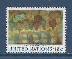Nations Unies New York - YT N° 241 - Neuf Sans Charnière - 1974 - New York – UN Headquarters