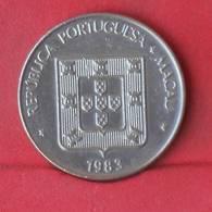MACAU 1 PATACA 1983 -    KM# 23,1 - (Nº28945) - Portugal