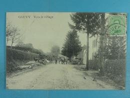 Gouvy Vers Le Village - Gouvy