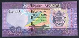 Solomon Islands - 20 Dollars 2017 - P34 - Isola Salomon