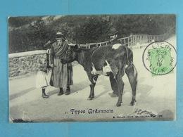 Types Ardennais - Paysans