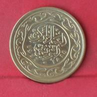 TUNISIA 100 MILLIM 1997 -    KM# 309 - (Nº28949) - Tunisie