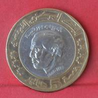 TUNISIA 5 DINAR 2002 -    KM# 444 - (Nº28952) - Tunesien