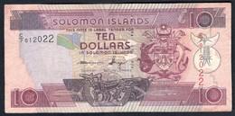 Solomon Islands - 10 Dollars 2009 - P27(3) - Isla Salomon