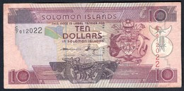 Solomon Islands - 10 Dollars 2009 - P27(3) - Isola Salomon