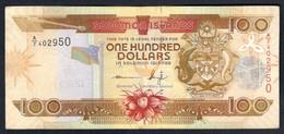 Solomon Islands - 100 Dollars 2009 - P30(3) - Isla Salomon