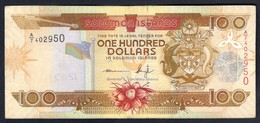 Solomon Islands - 100 Dollars 2009 - P30(3) - Solomon Islands