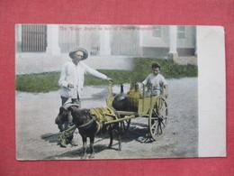 The Water Dealer In Isle Of Pines     Cuba       Ref 3382 - Cuba