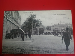 KOBENHAVN VESTER FARIMAGSGADE - Danemark