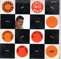 Disque De Chubby Checker - Let's Twist Again - Columbia ESDF 1377 S - 1961 - - Rock