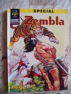 ZEMBLA SP NO 160-05/2001- AVEC KABUR-GALLIX-VOIR - Zembla